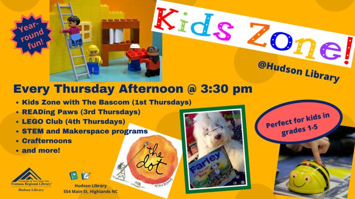 Kids Zone Hudson Xibo
